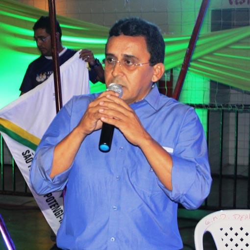 Resultado de imagem para imagens do prefeito naldinho sao paulo do potengi