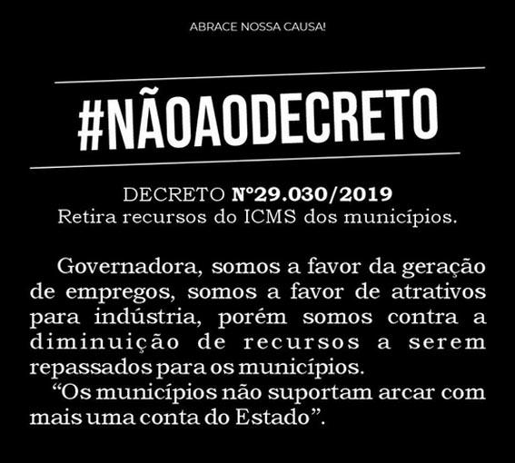 Resultado de imagem para PREFEITOS DO RN VÃO PROTESTAR NA GOVERNADORIA CONTRA O PROEDI